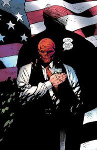 Red Skull's Love for America