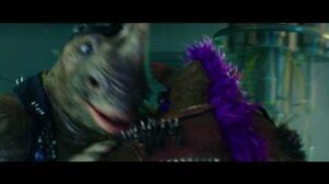 """TMNT Out of the Shadows Clip """"Initiating Mutation"""" Paramount Pictures International"""