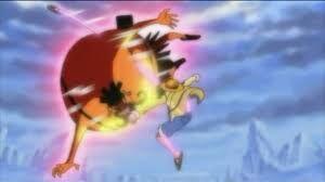 Accino vs Luffy