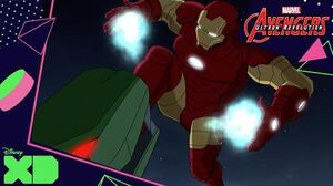 Avengers Ultron Revolution Maximus Official Disney XD UK