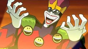 Batman The Brave & The Bold's Emperor Joker