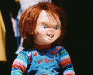 Chucky's Seemingly Permanent Grin