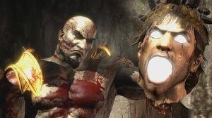 God of War III Remastered - Killing Helios (1080p 60FPS)