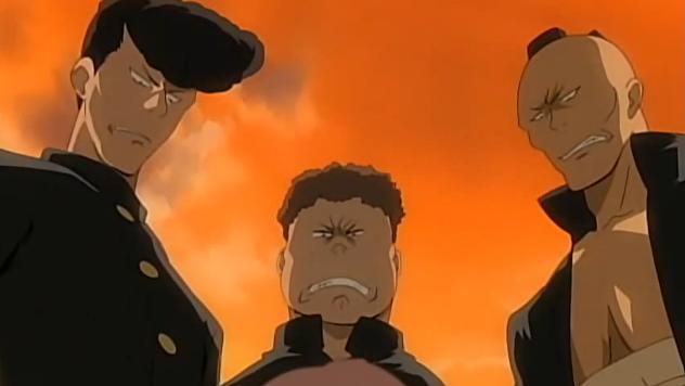 Gangsters (Higurashi no Naku Koro ni)