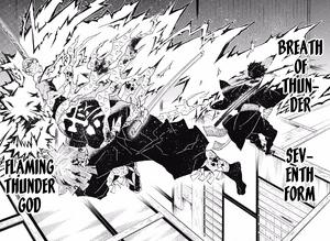Kaigaku's Death