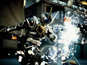 Kamen Rider G4 5