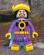 Kanto Lego Batman