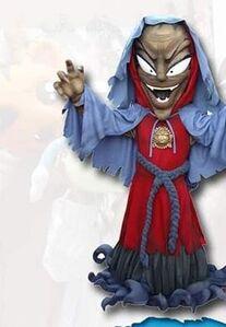 Nahuala costume