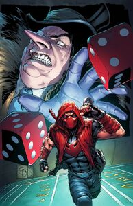 Red Hood and the Outlaws Vol 2 32 Textless Variant