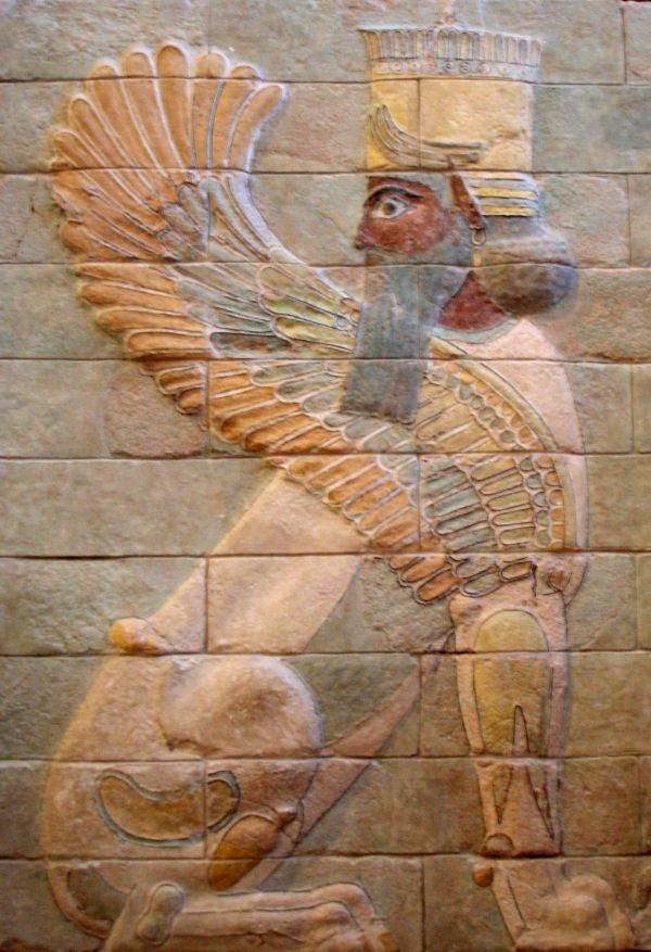 Sphinxes (mythology)