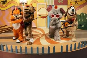 The Banana Splits (1)