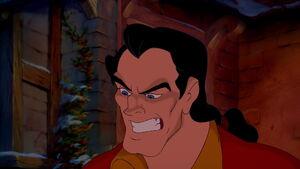 Angry Gaston