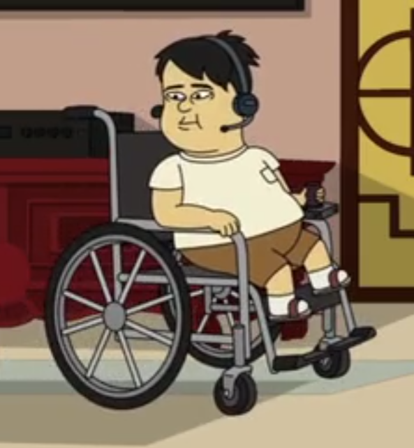 Chang (Brickleberry)