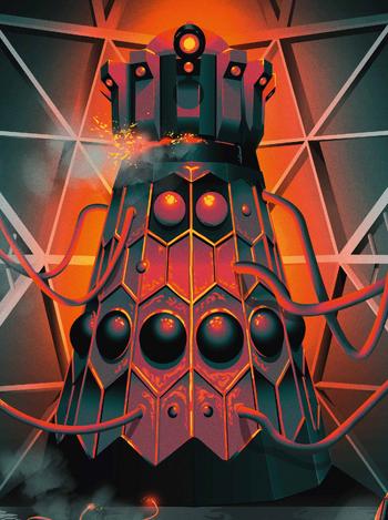 <i>Evil of the Daleks</i>