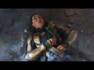 """Hulk vs Loki - """"Puny God""""- Hulk Smashing Loki - The Avengers - Movie CLIP HD"""