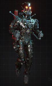Lothar-armored