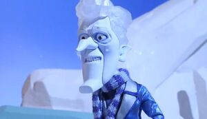 Snow Miser in A Miser Brothers Christmas