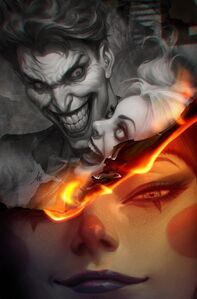 The Joker 80th Anniversary 100-Page Super Spectacular Vol 1 1 Joker Harley Quinn Punchline Textless
