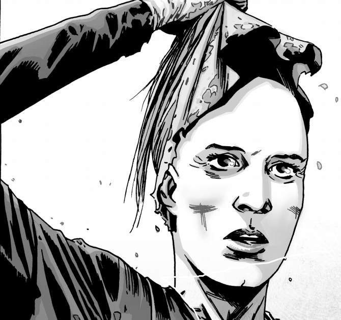 Alpha (The Walking Dead)