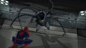 Marvel's Ultimate Spider-Man - Spider-Man VS Dock Ock (Road To Marvel's Spider-Man)