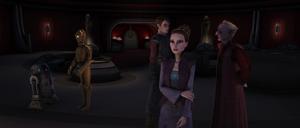 Palpatine Skywalker Amidala