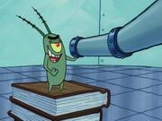 Plankton in Krabs a la Mode
