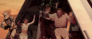 Skywalker Padmé loses