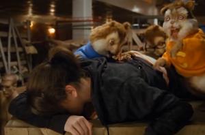 The Chipmunks after killing Juney
