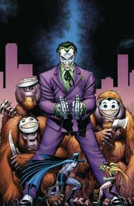The Joker 80th Anniversary 100-Page Super Spectacular Vol 1 1 1940s Variant Textless