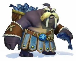 Viking Art5 - Donkey Kong Country Tropical Freeze