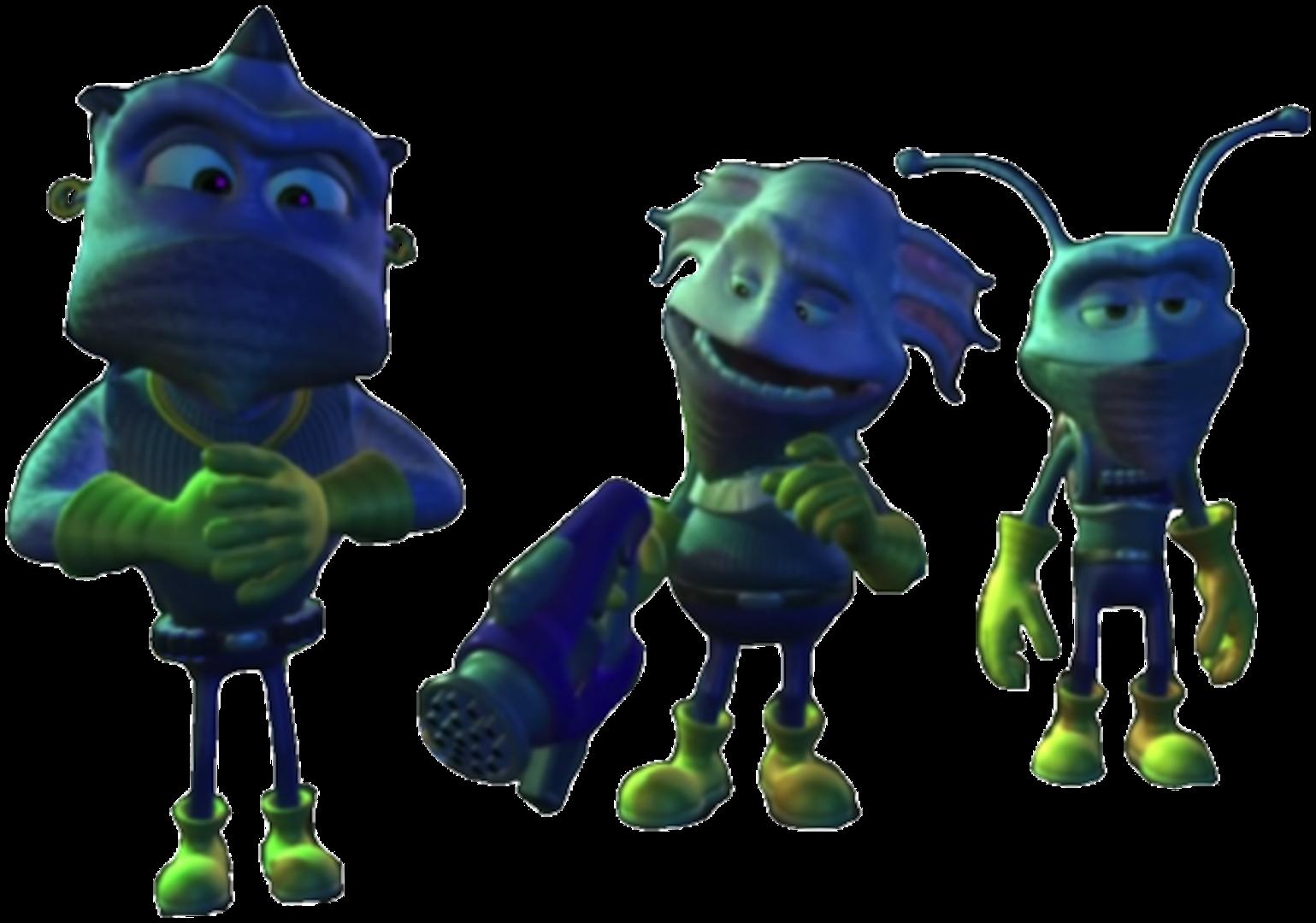 Space Bandits (Jimmy Neutron)