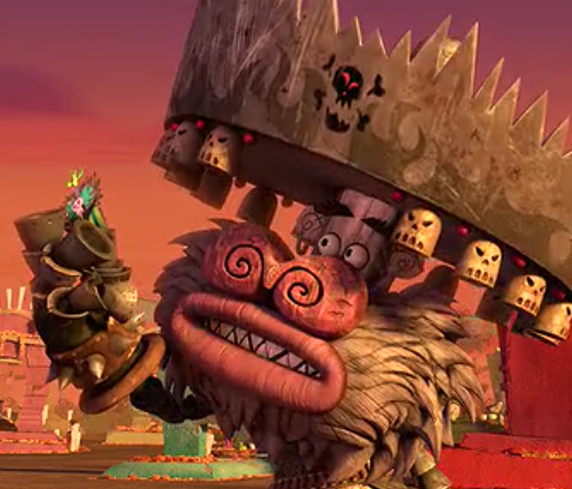 Chato (The Book of Life)