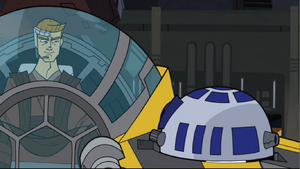 Anakin Actis-class starfighter