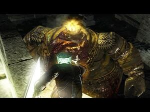 Demon's Souls 4K- Adjudicator Boss Fight -13