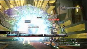 "Final Fantasy XIII - Final Boss 02 ""Orphan ~ True"" -HD-"