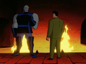 Mannheim and Darkseid