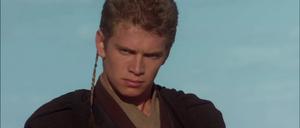 Skywalker scowl
