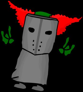 Zombie (Masked)