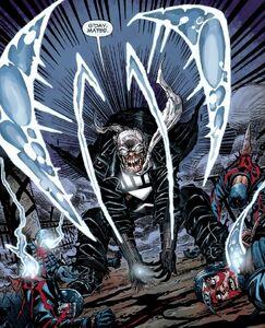 Captain Boomerang Black Lantern Corps 001