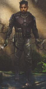 Erik Killmonger CA 19