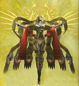 Jubileus the Creator (Bayonetta)