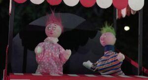 Klown Puppets