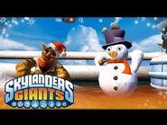 """Music Video- """"It's Christmas 4 Bad Guyz 2!""""l Skylanders Giants l Skylanders"""