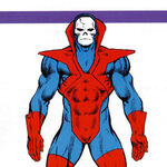 Percy & Barton Grimes (Earth-616) from Official Handbook of the Marvel Universe Master Edition Vol 1 15.jpg