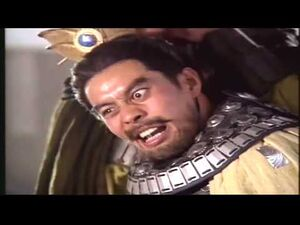 The Death Of Lü Bu (Romance Of The Three Kingdoms 1994)