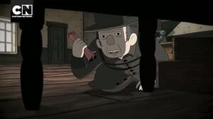 The Woodsman's Journey I Over The Garden Wall I Cartoon Network
