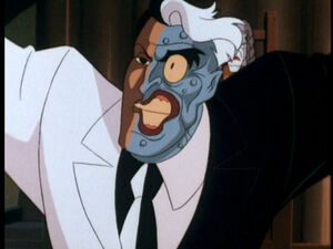 Two-Face (DC Animated Universe) 04