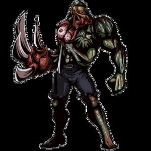 2nd Mutation William Birkin (Clan Master)