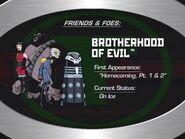Brotherhood of Evil Profile