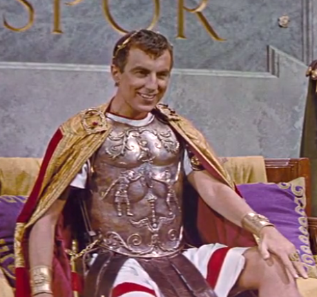 Caligula (The Robe)